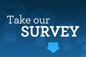 Click here to take our survey.
